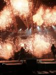 Lots of pyro.  Photo by RocknrollaStyle