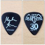 Marten Andersson's bass pick