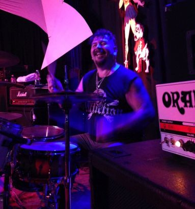 Shawn Duncan, always smiling.