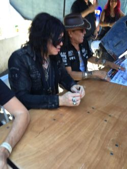 Keifer and Pearcy