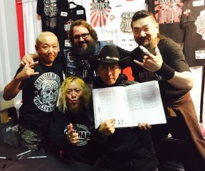 Loudness and Monkey Boy!