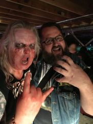 Impaler's Bill Lindsey and Monkey Boly