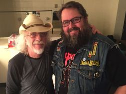 Brad Whitford and Monkey Boy
