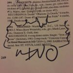Wino's sig in The Book