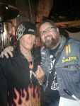 Stephen Pearcy and Monkey Boy