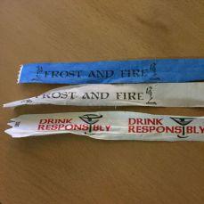 unstudded wristbands