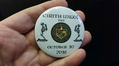 I wasn't there for this, but Cirith Ungol got a special day from the City of Ventura