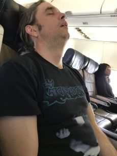 when metal sleeps