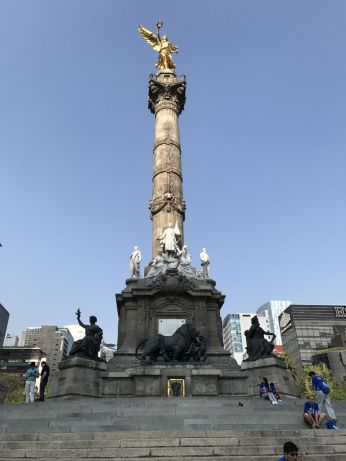 El Angel de la Indepencia