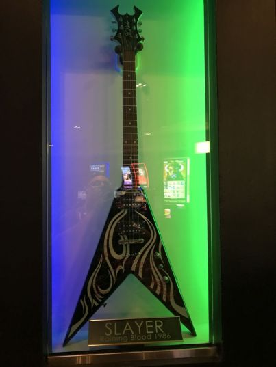 giant fail at The Hard Rock