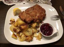 no schnitzel left behind!